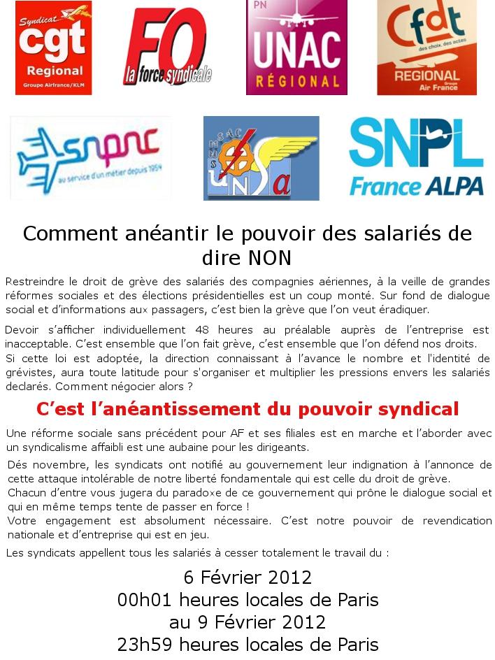 120127-Tract-intersyndicale-Droit-de-greve-logos2